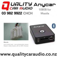 ANYCAR 1080B Bluetooth & USB/SD/AUX for Mazda with Easy Finance Fitted From $279