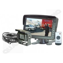 Mongoose MCM721 7.0 inch dash/screen mounted LCD colour monitor