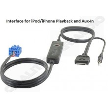 M.Costa Interface for iPod/iPhone Playback and Aux-In for Subaru FITTED