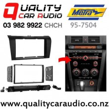 Metra 95-7504 Double Din Size Stereo Facial Kits for 2004 to 2009 Mazda 3 Axela with Easy Finance