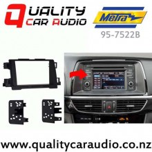 Metra 95-7522B Double Din Stereo Facial Kits for Mazda CX-5 2013 to 2015 on with Easy Finance