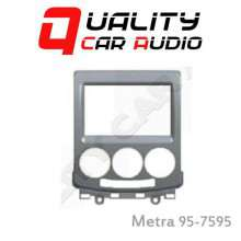 Metra 95-7595 Mazda Premacy 2005 to 2010 Double Din size with Easy LayBy