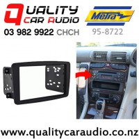 Metra 95-8722B Double Din Stereo Facial Kit for Mercedes C Class 2001 to 2004 with Easy Finance