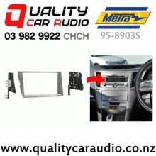 Metra 95-8903S 2010 on Subaru Legacy / Outback (Silver) Fitting Kits 2 Dins Stereo