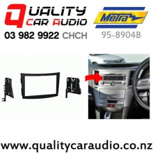 Metra 95-8903B 2010 on Subaru Legacy / Outback (Black) Fitting Kit 2 Dins Stereo with Easy Finance