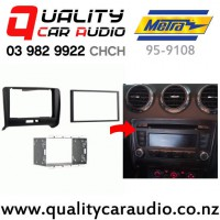 Metra 95-9018 Stereo Facial Kit for Audi TT from 2008 with Easy Finance