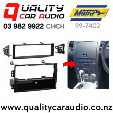 Metra 99-7402 Nissan 350Z 2003-2005 Fitting Kit (Single Din) with Easy Finance
