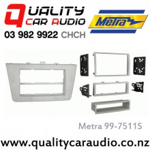 Metra 99-7511S Mazda 6 Atenza 2009 on Fitting Kits for Single or Double Din Stereo with Easy Payments