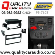 Metra 99-7603 Facia Kits for Nissan Tiida / Versa 2006-2010 Single/Double Din Stereo with Easy Finance