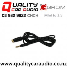 GROM Mini Din to 3.5mm Aux cable (Suit: GROM IPD3 / USB2P / USB3)