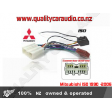 MITSUBISHI TO ISO WIRING ADAPTER (1990 -2006)