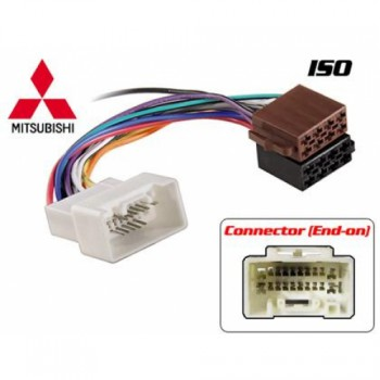 mitsubishi to iso wiring adapter 2007 on rh qualitycaraudio co nz Mitsubishi Wiring Harness Schematic Kenwood KDC-X794 Wiring Harness