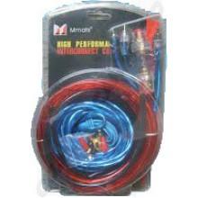 Mmats PKG-66 8 Gauge 800W Amplifier Kits