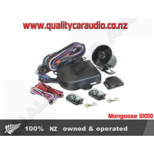 Mongoose 1010 Car Alarm- Easy LayBy