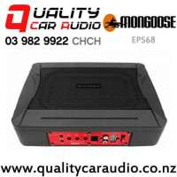 """Mongoose EPS68 6x8"""" 500W (100W RMS) Slim Powered Car Subwoofer with Easy Finance"""