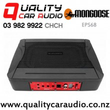 "Mongoose EPS68 6x8"" 500W (100W RMS) Slim Powered Car Subwoofer with Easy Finance"