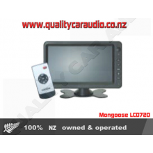 Mongoose LCD720 7.0 inch LCD Colour Monitor - Easy LayBY