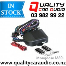 Mongoose M60i 3 Stars Warranty Car Alarm FITTED From $299