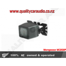 Mongoose MC202P Reversing Camera - Easy LayBy