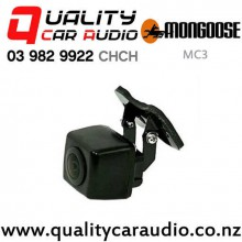 Mongoose MC3 170° Wide Angle Camera with Universal Bracket with Easy Finance
