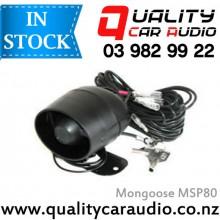 Mongoose MSP80 Battery back-up siren