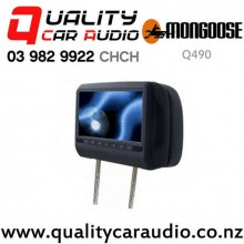 """Mongoose Q490 9"""" Headrest DVD Player with Easy Finance"""