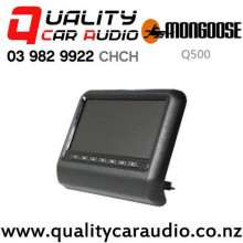 "Mongoose Q500 9"" Clip-on Headrest DVD Player with Easy Finance"