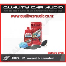 Mothers 07251 NULENS™ HEADLIGHT RENEWAL KIT - Easy LayBy