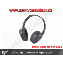 Vission MV-IRHP506D Dual Channel IR Head Phones - Easy LayBy