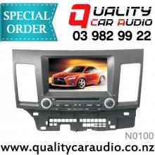 "N0100 7"" DVD NAV BT Unit For Mitsubishi Lancer - Easy LayBy"
