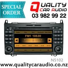 "N5102 6"" DVD USB BT NAV Unit for Benz B200 - Easy LayBy"