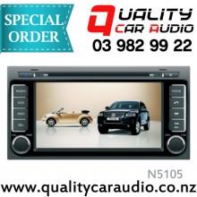 """N5105 7"""" DVD NAV BT Unit For VW Touareg 04 11 - Easy LayBy"""