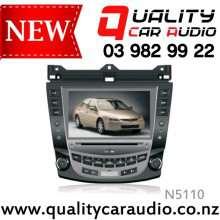 "N5110 7"" DVD NAVigation Bluetooth HONDA ACCORD 2003 - 2007 OEM Unit - Easy LayBy"