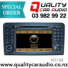 "N5138 6"" DVD USB BT NAV Unit For Benz ML350 - Easy LayBy"