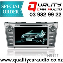 "N5147 8"" DVD BT NAV Unit For Toyota Camry 07 10 - Easy LayBy"