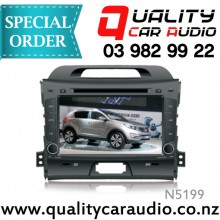 "N5199 8"" DVD NAV BT Unit For KIA Sportage R - Easy LayBy"