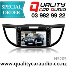 "N5205 8"" DVD BT NAV Unit For Honda CRV - Easy LayBy"