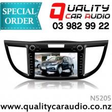 """N5205 8"""" DVD BT NAV Unit For Honda CRV - Easy LayBy"""