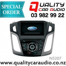 "N5207 8"" DVD NAV BT Unit For Ford Focus - Easy LayBy"