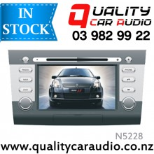 "Automotive N5228 7"" SUZUKI SWIFT OEM Navigation Bluetooth DVD CD USB AUX NZ Tuners with Easy LayBy"