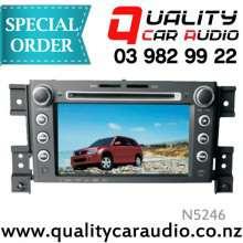 "N5246 7"" DVD BT NAV Unit For Suzuki Grand Vitara - Easy LayBy"