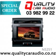 "N5251 8"" DVD BT NAV Unit For Toyota Land Cruiser - Easy LayBy"
