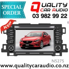 "N5275 7"" DVD NAV BT Unit For Mazda CX5 - Easy LayBy"