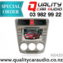 "N5420 8"" DVD NAV BT UNit For Honda City - Easy LayBy"