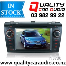 "N5730 7"" DVD NAV BT MAZDA 3 AXELA OEM Unit (Map not include)"