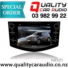 """N8501 7"""" DVD BT NAV Unit For Rav4 Vanguard - Easy LayBy"""