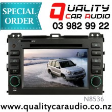 "N8536 7"" DVD NAV BT Unit For Toyota Prado - Easy LayBy"