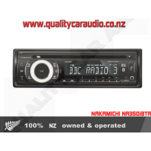 NA350iBTR CD USB AUX BT S DIN Head Unit - Easy LayBy