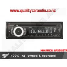 NA350iBTR CD USB AUX BT S DIN Head Unit - Easy LayBy