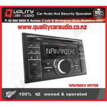 NAKAMICHI NA788 BLUETOOTH CD USB AUX TUNERS 5V Pre Out with Easy LayBy